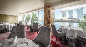 modern french restaurant singapore